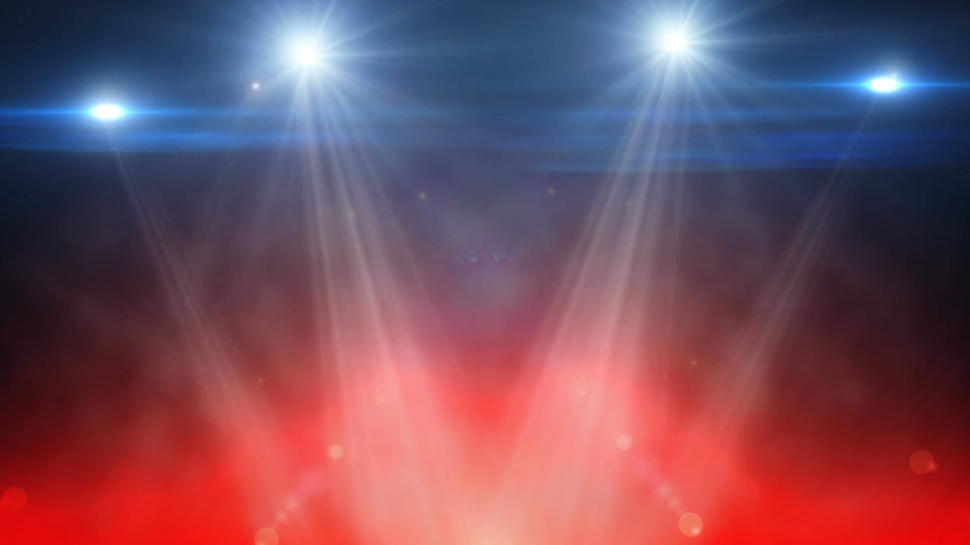 Spotlights shining -- Reimagining the Client Experience.