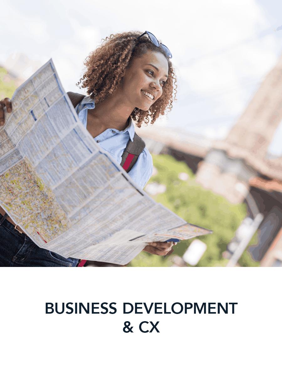 Business Development Person