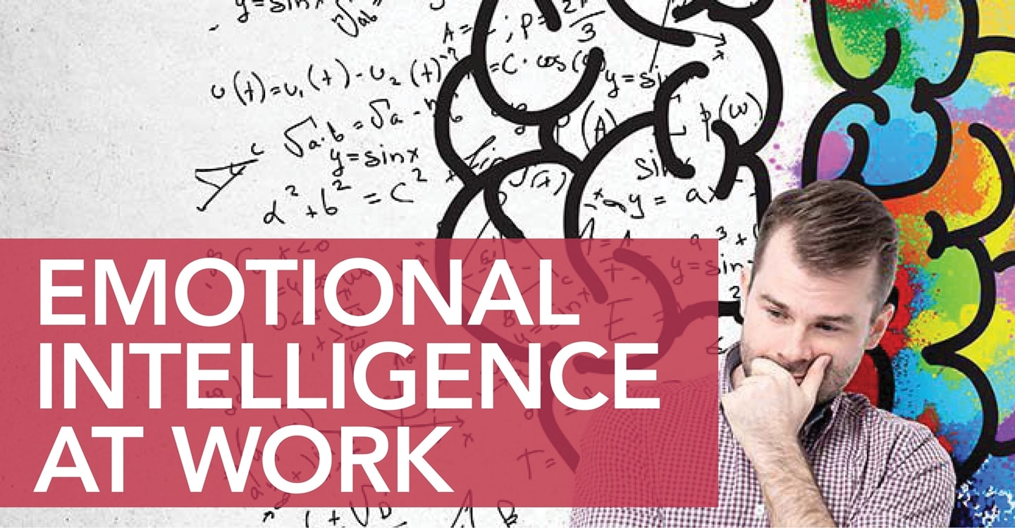 A man thinking about emotional intelligence and the impact at work.