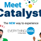 Everything DiSC on the Catalyst Platform.